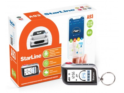 StarLine А93 2can+2lin ECO