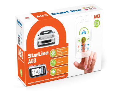 StarLine А93 2can+2lin